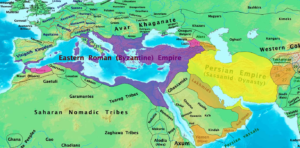 Persian Empire Countries
