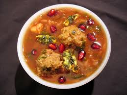 Persian Food History