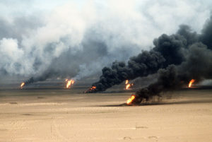 History of Persian Gulf War